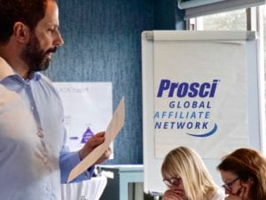 Prosci Change Practitioner Program With Stepstone Consulting